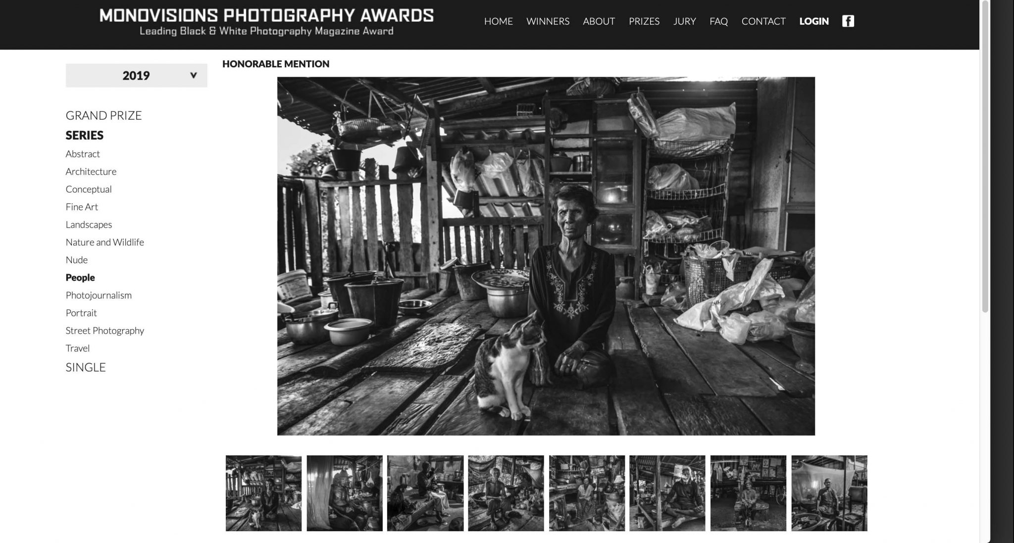 Julien De Wilde Photographer Monovisions Photography Awards