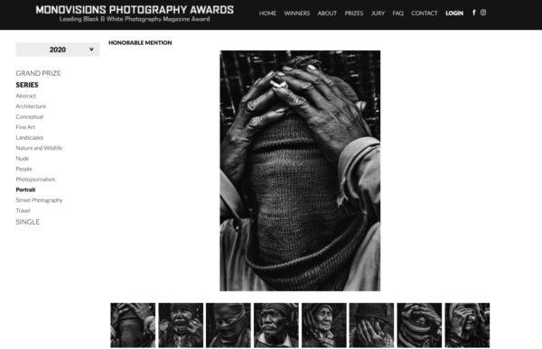 lde Photography Monovision Awards 2020